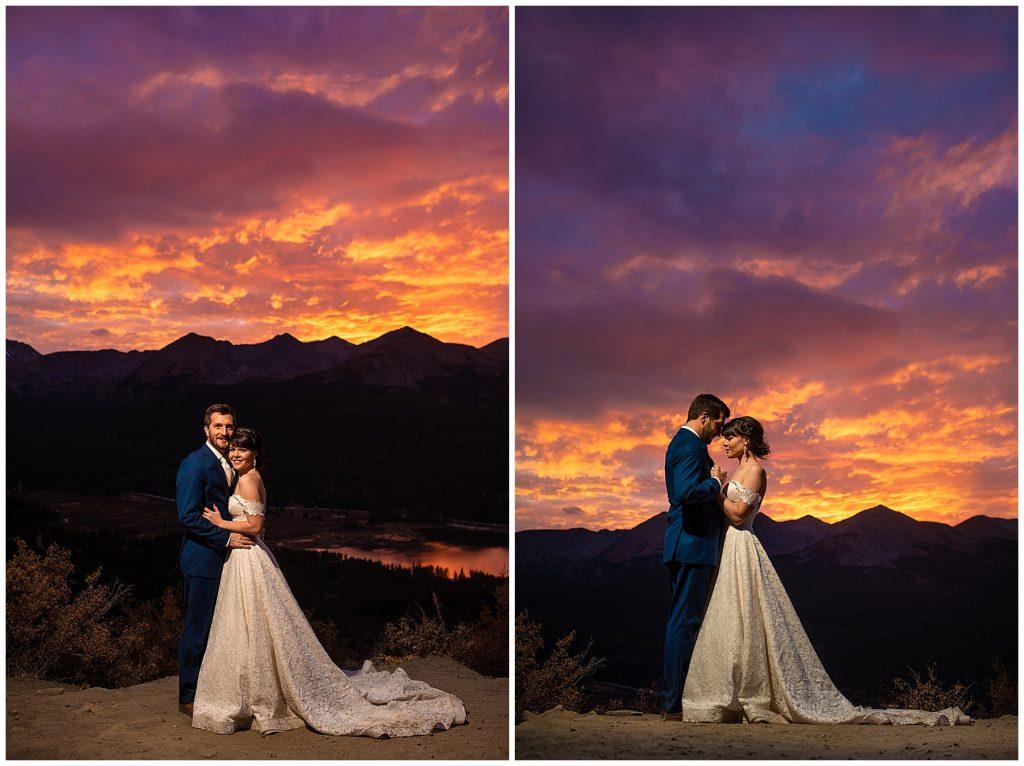 breckenridge colorado elopement photographer