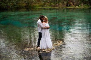 ichetucknee springs elopement florida