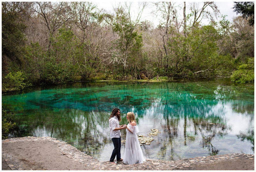 ichetucknee springs elopement photographer