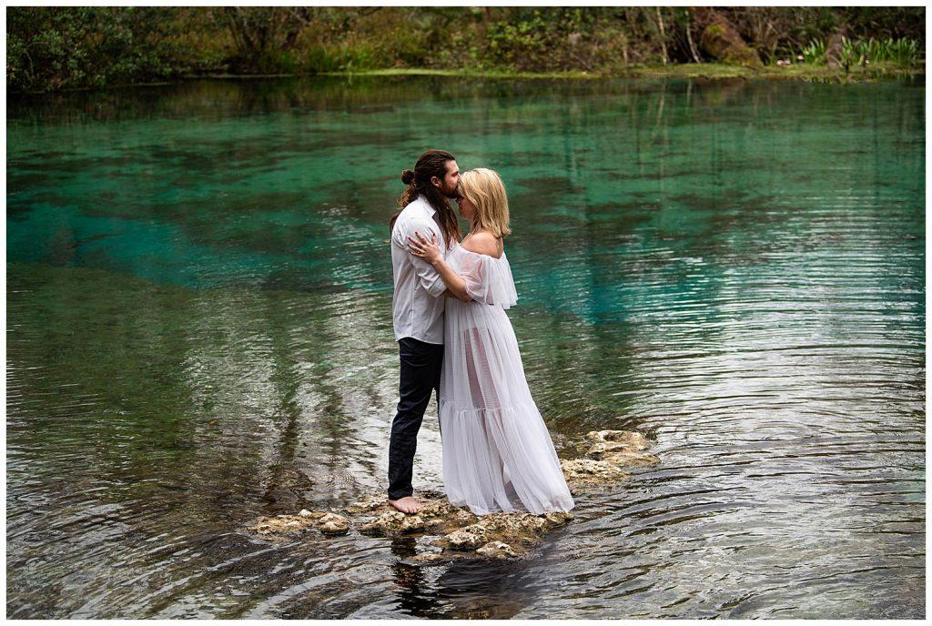 ichetucknee springs wedding photos