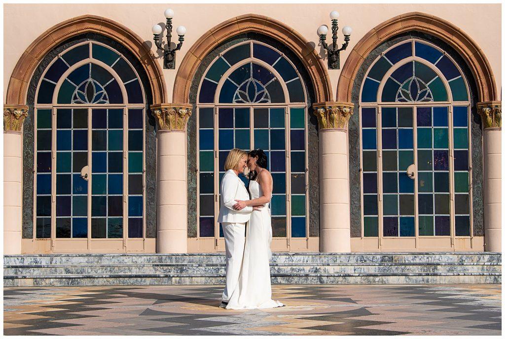 ringling wedding photos