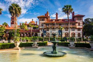 best places to elope st augustine
