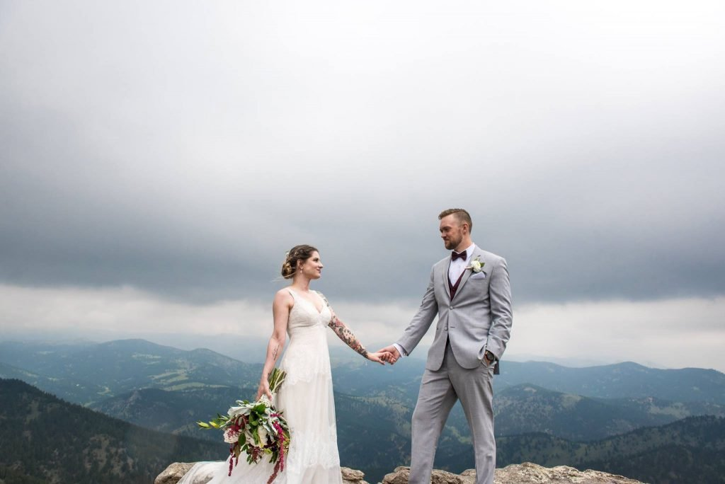 what to do if it rains on your elopement