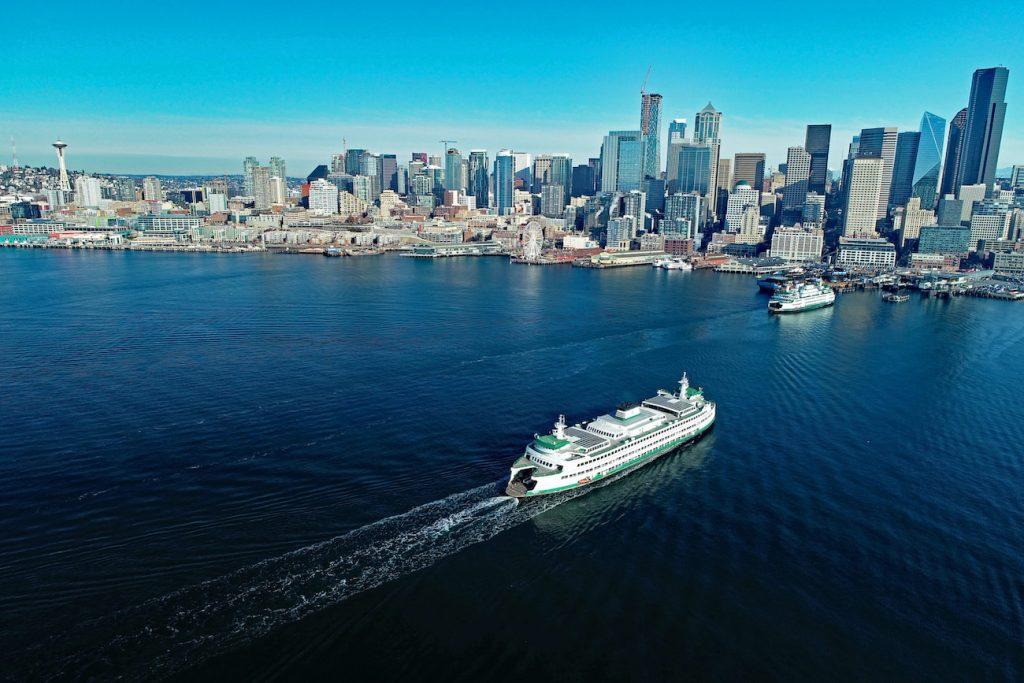 ferry ride seattle