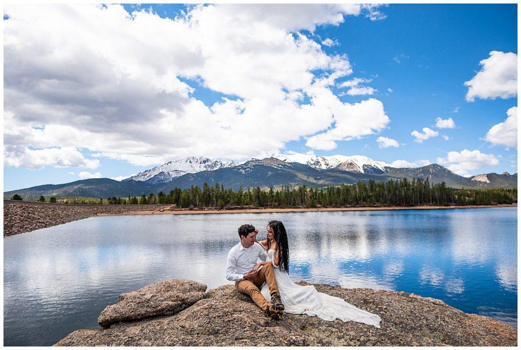 colorado springs elopement photographer