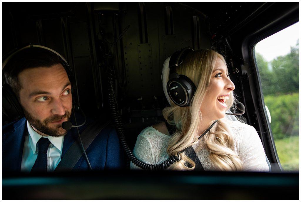 helicopter elopement alaska