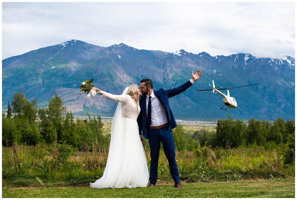 alaska elopement ideas