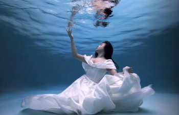 colorado underwater portrait photographer